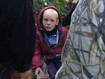 Four-year-old Dima Peskov  survived almost five days alone Russian woodland rife with bears and wolves
