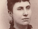 Big nose Kate photographed around 1870