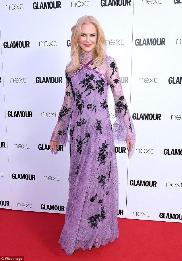 Birthday Girl! Legendary Australian actress Nicole Kidman turned fifty on Tuesday