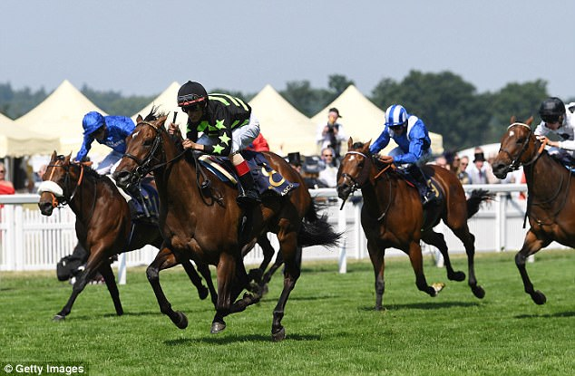 The7-2 shot to beat her male counterparts and elders on her return to Royal Ascot