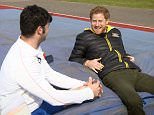 Prince Harry was speaking on Forces TV to promote the upcoming Invictus Games which is due to take place later this year