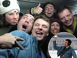 In the final photographs of Otto Warmbier before he was imprisoned by North Korean officials and brutalized into a coma, the 22-year-old is seen laughing with his new friends during their tour and enjoying the culture which would later cost him his life