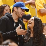 Ashton Kutcher Reveals His Romance With Mila Kunis Started As A Hook Up