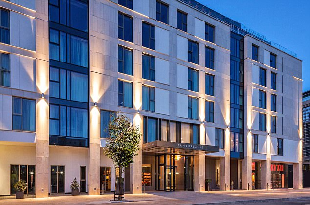 The newly-opened Tamburlaine Hotel (pictured) is the first venture in the UK for the Dublin-based O'Callaghan Hotel Group