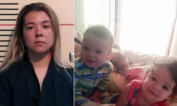 Texas mom charged in deaths of two kids found in hot car ...