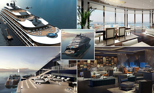 The Ritz Carlton To Launch A Line Of Luxury Cruise Yachts
