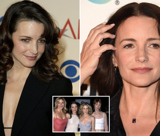 Sex And The Citys Kristin Davis Opens Up About Hair Loss Daily Mail Online