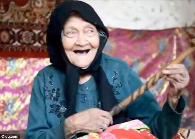 Image result for great-grandmother is claimed to be the world's oldest