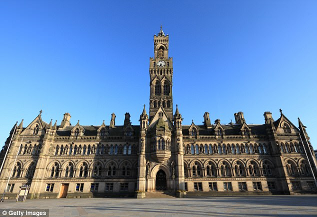 Susan Hinchcliffe, leader of Bradford Council, (pictured, Bradford City Hall) said she was 'truly sorry' about Jack's suffering