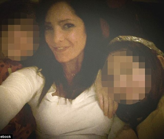Weeks And Her Children Pictured Had Just Left Rexburg Rapids Water Park Where She