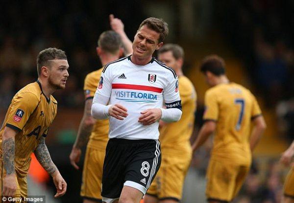 Tottenham discuss coaching role with retired Scott Parker ...