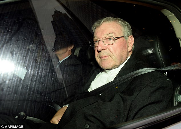 Cardinal Pell has said he set the program up out of compassion, though victims later criticised it as a way to keep them from suing the church