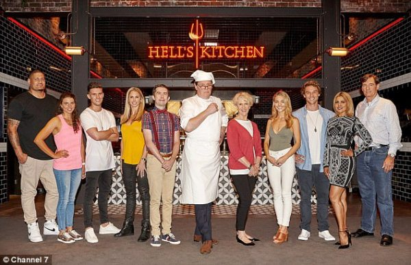 Marco Pierre White didn't recognise Hells Kitchen stars ...