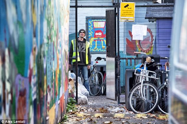 Some of the evidence subsequently given to the Commons select committee presented a shocking litany of financial chaos. Squatters are pictured at the former offices of Kids Company in Kenbury Street, Camberwell