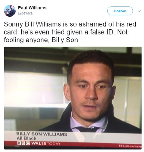 Rugby fans in stitches after BBC blunder with Sonny Bill ...
