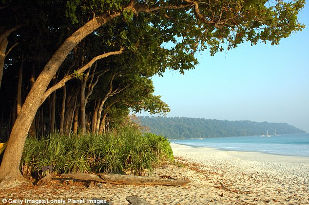 Radhanagar Beach, also known as Number 7 Beach, is one of the most popular on India's Havelock Island, which is part of Ritchie's Archipelago