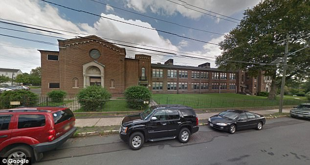 Culver was hired in September 2013 by Trenton Public Schools as a climate and culture leader at Rivera Middle School (pictured), where she first met the alleged victim