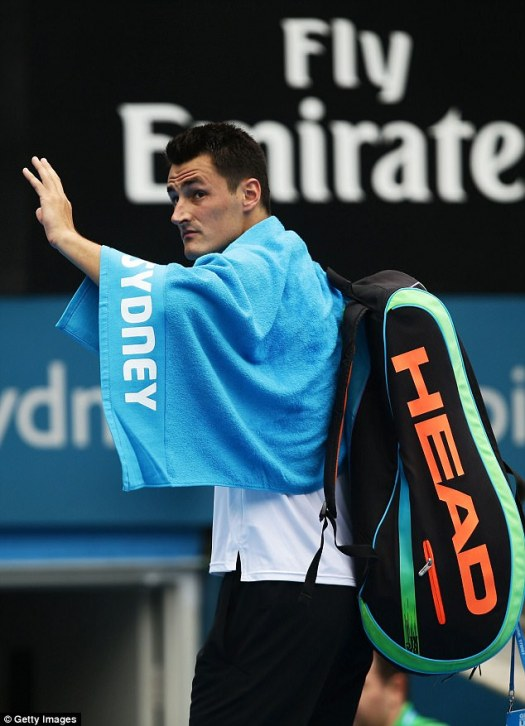 Bernard Tomic dropped by Head and fined after Wimbledon ...