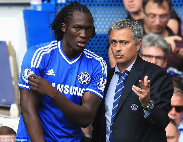 Chelsea have seen their hopes of bringing the striker back to Stamford Bridge dashed