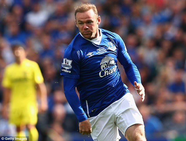 Wayne Rooney will rejoin Everton on a free transfer - with United to pay a portion of his wages