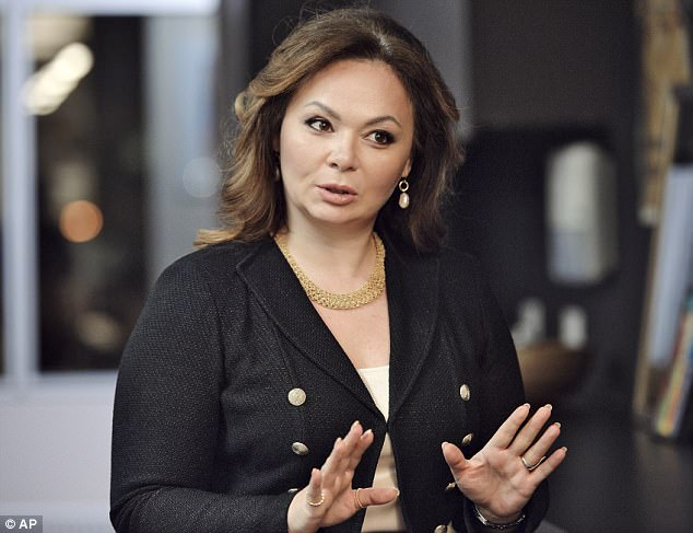 Trump Jr, Jared Kushner, and Paul Manafort met with Kremlin-linked lawyer Natalia Veselnitskaya last summer in Manhattan