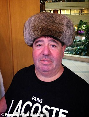 British PR guru Rob Goldstone (pictured) says he facilitated the controversial meeting between Donald Trump's son and a Russian lawyer who promised 'dirt' on Hillary Clinton