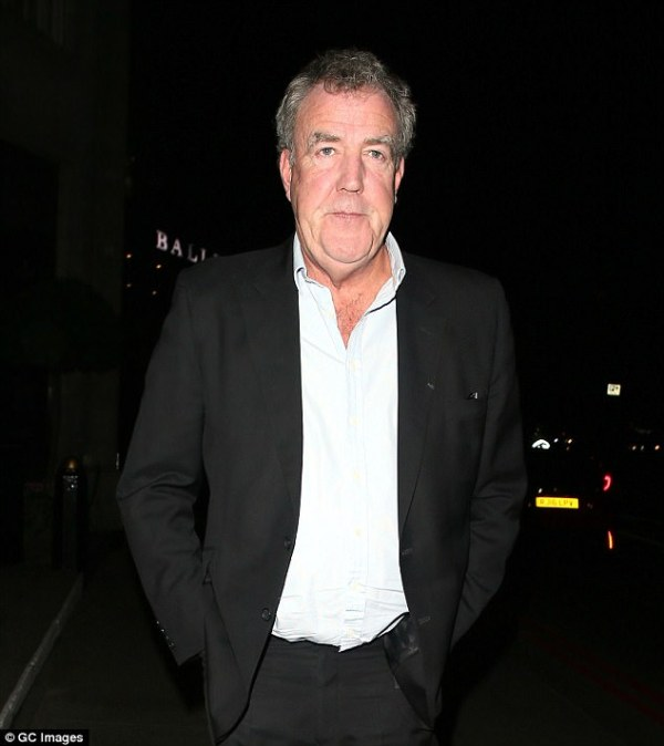 Jeremy Clarkson stopped daughter Emily from being arrested