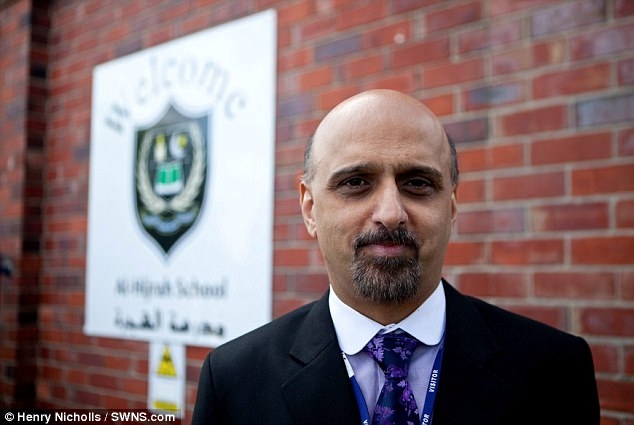 Waseem Yaqub, the former Chair of the Governers at Al-Hijrah School in Birmingham