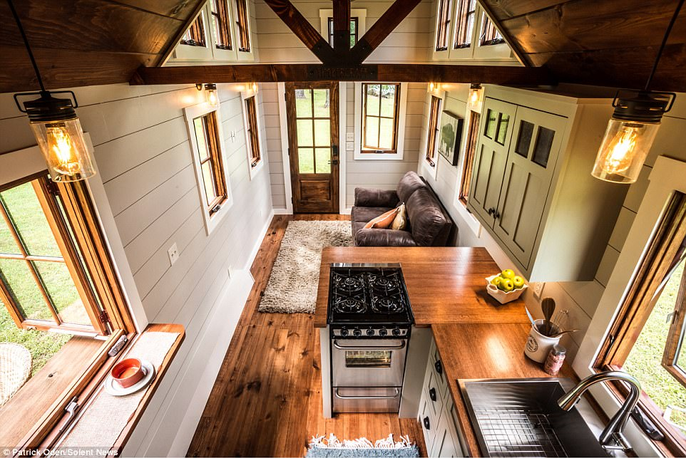 Timbercrafts Tiny Homes House Hits The Market For 89000