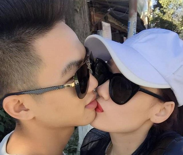 Ly Chanel Right Was Suspicious About Her Husband Chien Keo Left Because