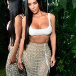 Kim Kardashian's Style At Balmain LA Boutique Opening