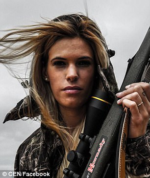Melania Capitan, 27, was a well-known blogger and hunter with thousands of online followers