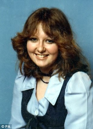 Miss Scott and Miss Eadie (pictured) had been raped, strangled and bound with their underwear