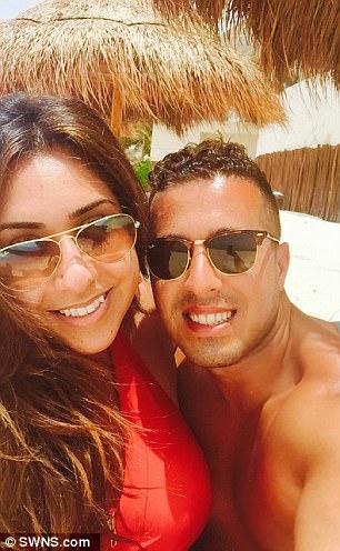 Natasha Politakis, 29, said she and husband Ali Gul were treated like 'criminals'