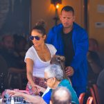 J'lo And A-Rod Take Bike Ride In New York City