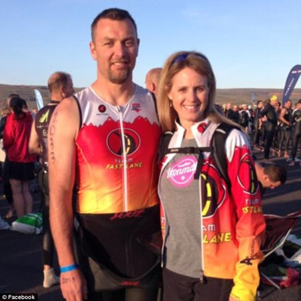 Layne and Diana Clarke, aged 48 and 46, died in the plane crash. A friend of the Clarkes said Layne was flying the plane at the time