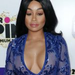 Blac Chyna Spotted With Lamar Odom & Ex,Tyga In Los Angeles