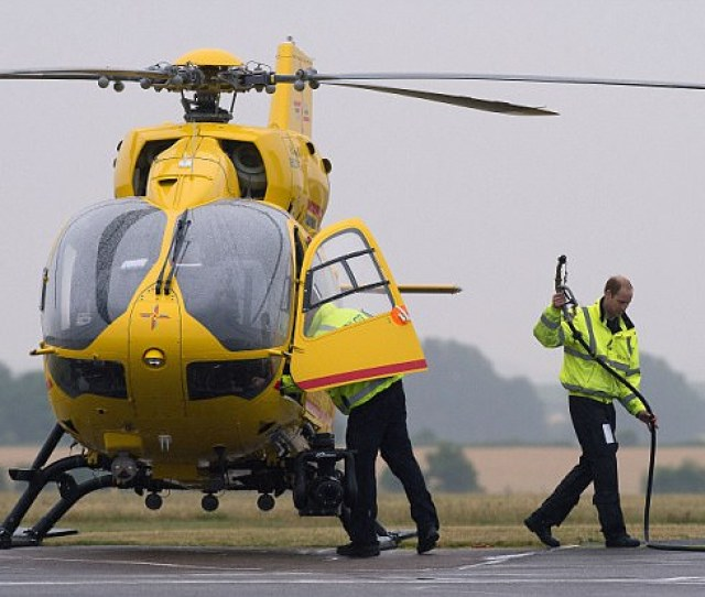 Throughout His Service With The Eaaa William Has Been Based Out Of Cambridge Airport
