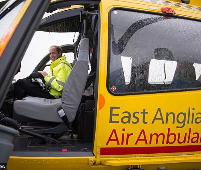 William Had To Fly Through The Rain On His First Day Of Operations At Eaaa