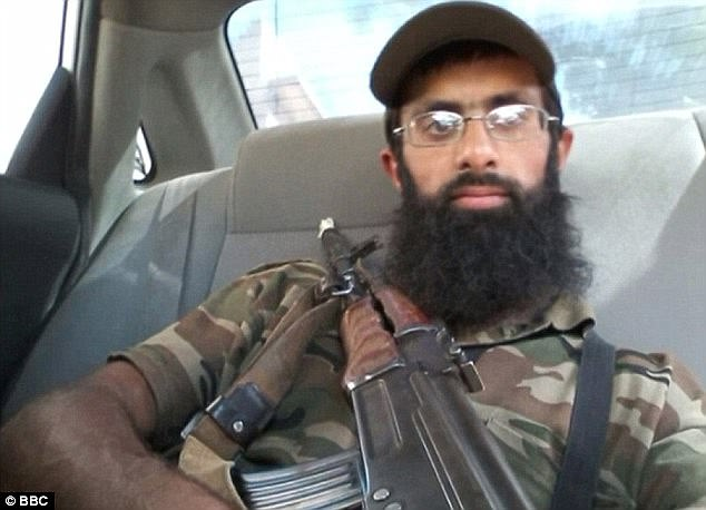 Omar Hussain, a former Morrisons supermarket security guard-turned jihadi recruiter from High Wycombe, is among those who fled Britain to Syria and joined the ranks of ISIS