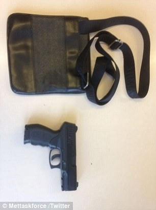 The imitation firearm