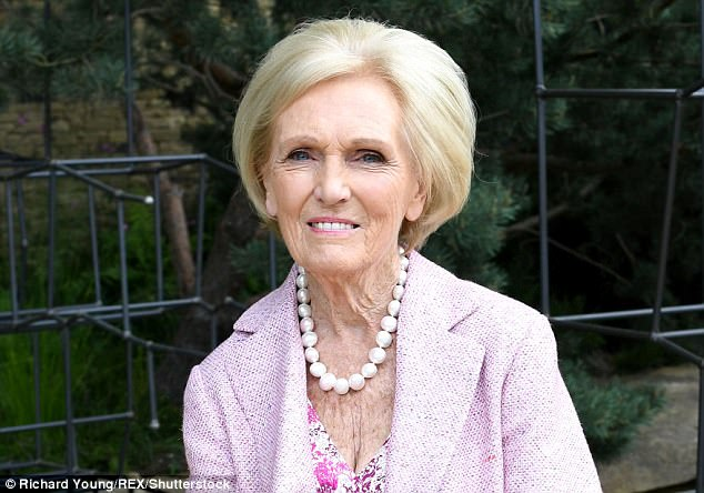 The Queen of Cakes is everywhere, with her own show, Mary Berry Cooks, on demand on BBC One, and repeats of The Great British Bake Off