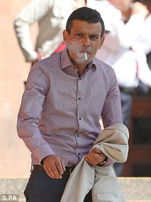 Abdul Sabe fue declarado culpable de conspiración para incitar a la prostitución, conspiración para traficar para la explotación sexual y conspiración para asalto sexual