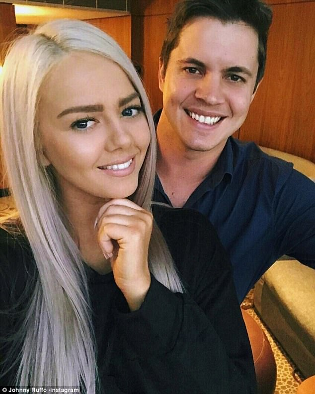 Johnny Ruffo Speaks Candidly On Brain Cancer Battle Daily Mail Online