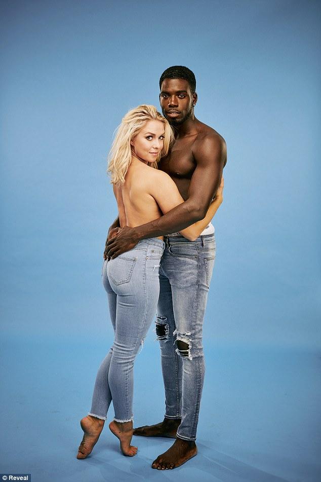 Love Island: Gabby Allen and Marcel Somerville