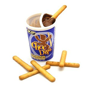 Choc Dips are still fairly popular among the youth today