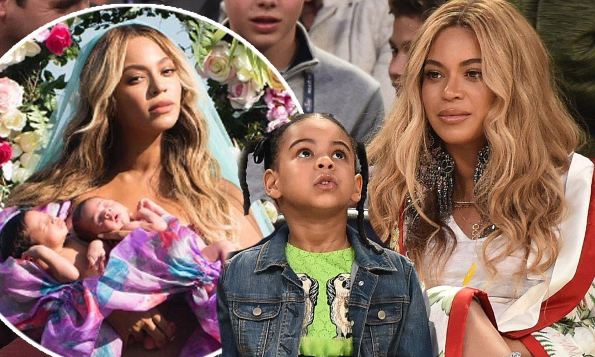 blue ivy carter is best big sister to