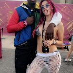 Bella Thorne's Skimpy Style At a Music Festival