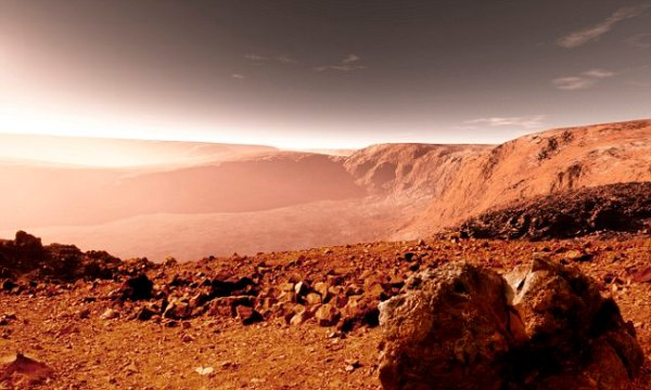 NASA to make oxygen from Mars atmosphere for survival ...