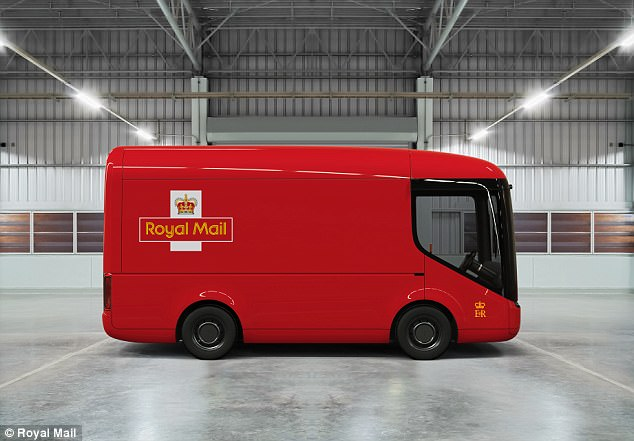 Royal Mail is trialling nine British-made fully electric commercial vehicles this month, transporting packages between mail and distribution centres in the capital